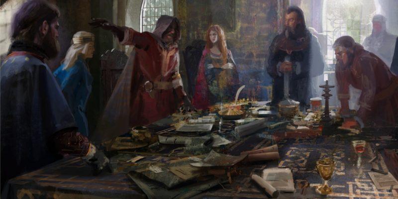 Руководство Crusader Kings III: Династии и дома