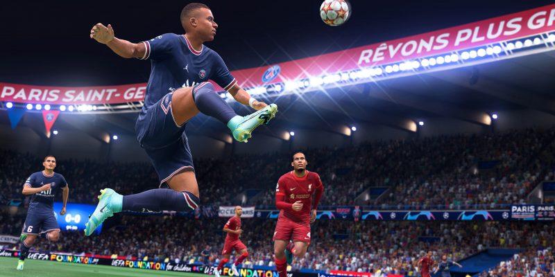 FIFA 22 выйдет на ПК в октябре, но в ней снова будут отсутствовать функции