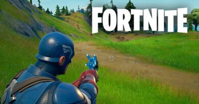 Как получить новую плазменную пушку в Fortnite