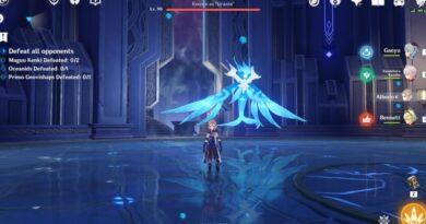Genshin Impact: Legend of the Vagabond Sword (День 7) - Гайд по всем боссам