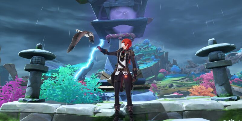 Головоломки Genshin Impact Orobashi's Legacy и руководство по цепочке заданий