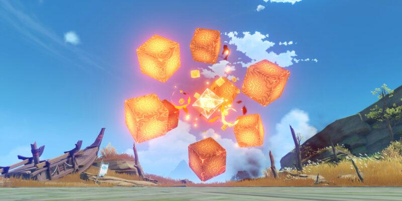 Genshin Impact - Гайд поджигателя и тлеющей жемчужины