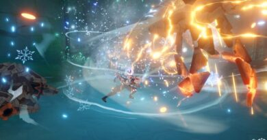 Genshin Impact - Ruin Sentinels и Chaos Gear руководство по фарму