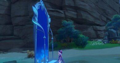 Genshin Impact - Thunder Sojourn Automaton Переднее руководство