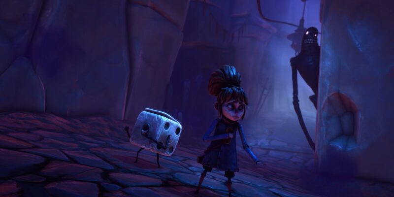Готическая сказка Lost in Random получила игровой трейлер и дату выхода в сентябре