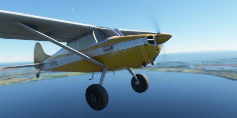 Carenado C170B для Microsoft Flight Simulator - Стоит ли?