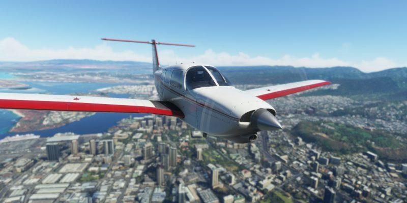 Just Flight - Piper Turbo Arrow III / IV для Microsoft Flight Simulator - Стоит ли?