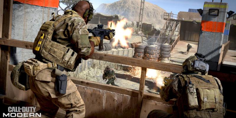 Call of Duty: обновление плейлиста Modern Warfare добавляет в игру авиабазу Аль-Рааб и дренаж