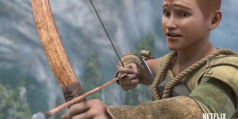 Трейлер к Monster Hunter: Legends of the Guild показывает точную адаптацию
