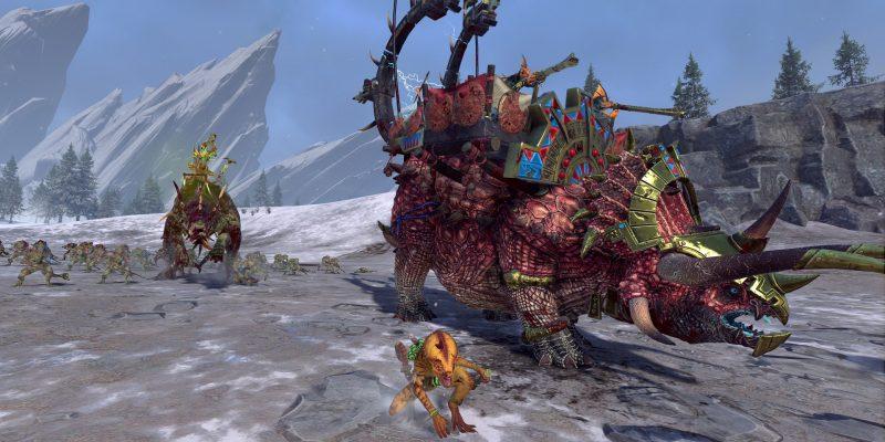 Total War: Warhammer II - Квестовая битва Оксиотля «Золотая трубка П'Тухи»
