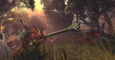 Total War: Warhammer II - руководство кампании Oxyotl