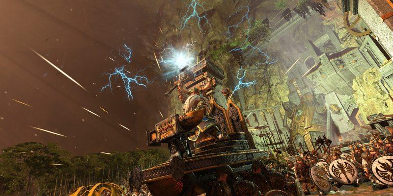 Total War: Warhammer II бесплатно получает Торека Железнобрового и наемников огров