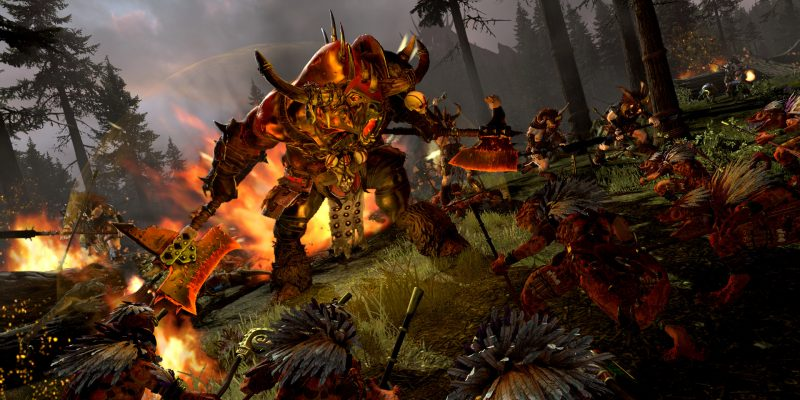 Total War: Warhammer II - руководство по кампании Таурокса Медного быка