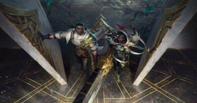 Предстоящий набор скинов Sentinels of Light VALORANT выйдет 21 июля и включает в себя Vandal, Op, Sheriff, Ares и рукопашный бой