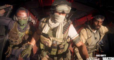 Ошибка невидимости возвращается в Call of Duty Warzone после обновления Season Four Reloaded