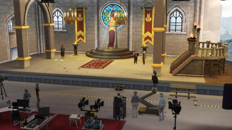 The Sims 4 Лучшее актерское агентство (какое выбрать)