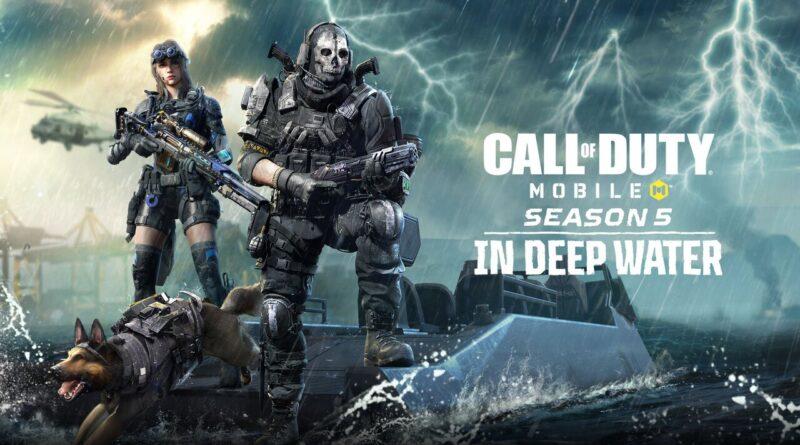 Когда закончится 5-й сезон Call of Duty: Mobile