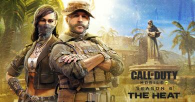 Call of Duty: Mobile Season 6, The Heat, добавляет карту трущоб и режим Undead Siege для зомби