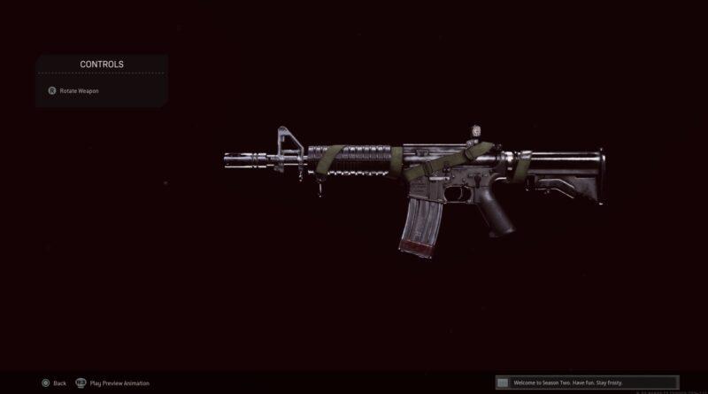 Лучшее снаряжение XM4 в Call of Duty: Warzone