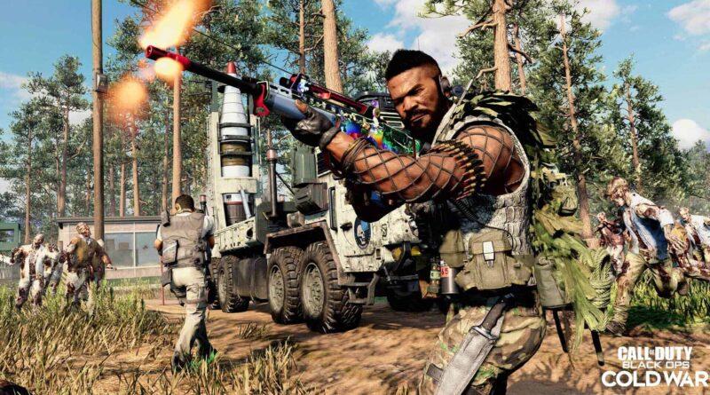 Call of Duty: Black Ops: обновленная дорожная карта сезона холодной войны 4 показывает все, что будет в обновлении на этой неделе
