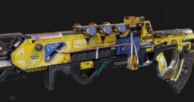 Самое точное оружие в Apex Legends