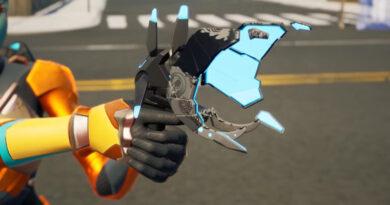 Обновление Fortnite добавляет плазменную пушку и новый НЛО в небе
