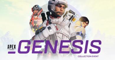 Когда заканчивается событие коллекции Apex Legends Genesis?