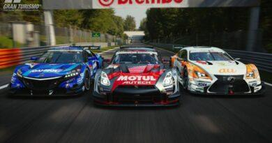 Лучшие автомобили Gran Turismo Sport