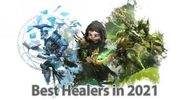 [Топ-3] Guild Wars 2: лучшие целители 2021 года