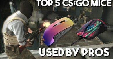 [Top 5] Лучшая мышь CSGO, используемая профессионалами