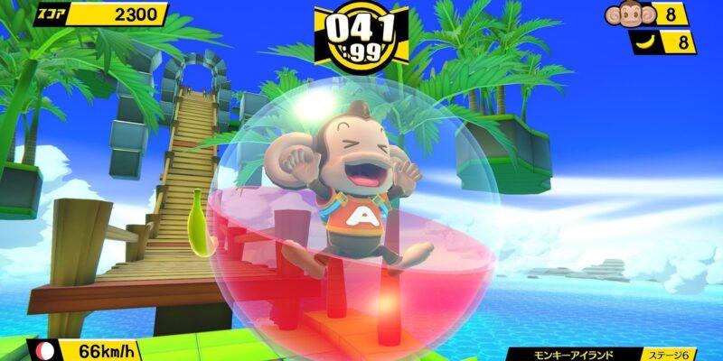 Новый трейлер Super Monkey Ball Banana Mania с сюжетным режимом