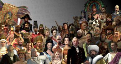Civilization V лучших лидеров, обладающих силой