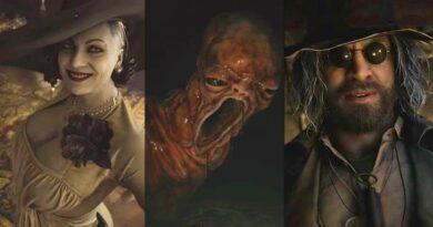Все боссы Resident Evil Village (и как их победить)