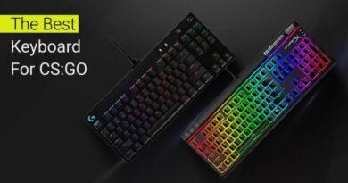 Лучшая клавиатура CSGO, используемая профессионалами