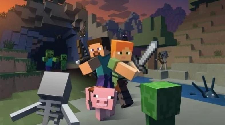 Самые распространенные мобы в Minecraft