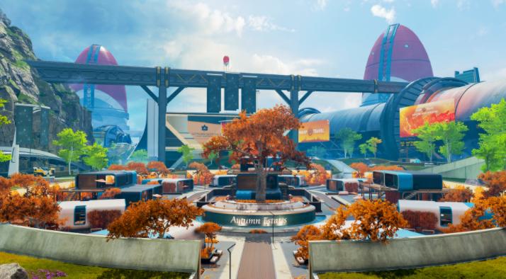 Лучшие места для приземления в Apex Legends