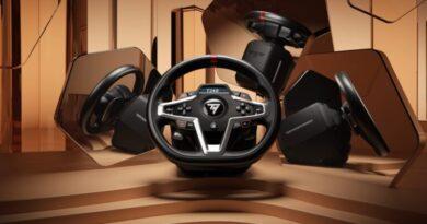 Thrustmaster T248 обеспечивает больше мощности по более доступной цене