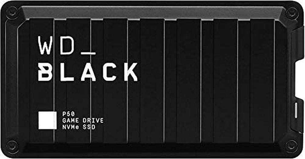 WD Black 1TB P50