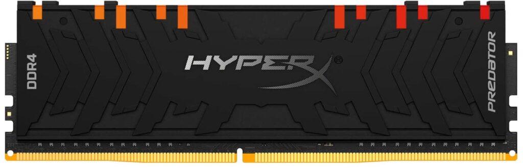 оперативная память HyperX Predator DDR4 RGB 8 ГБ