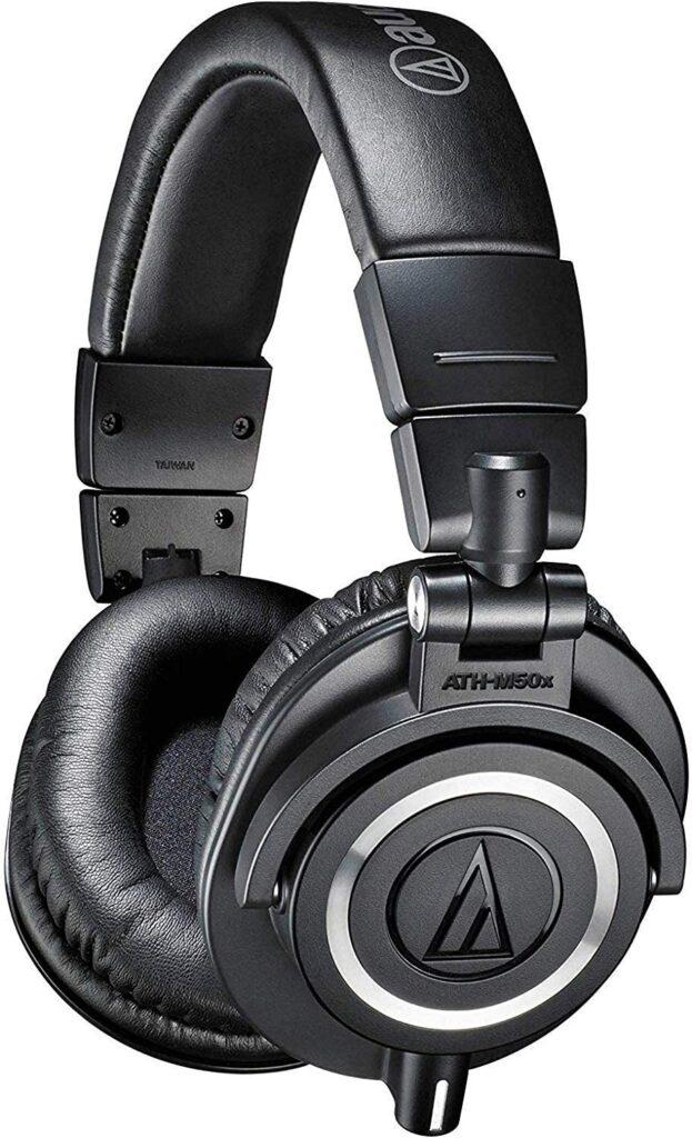 Аудиотехника ATH-M50X