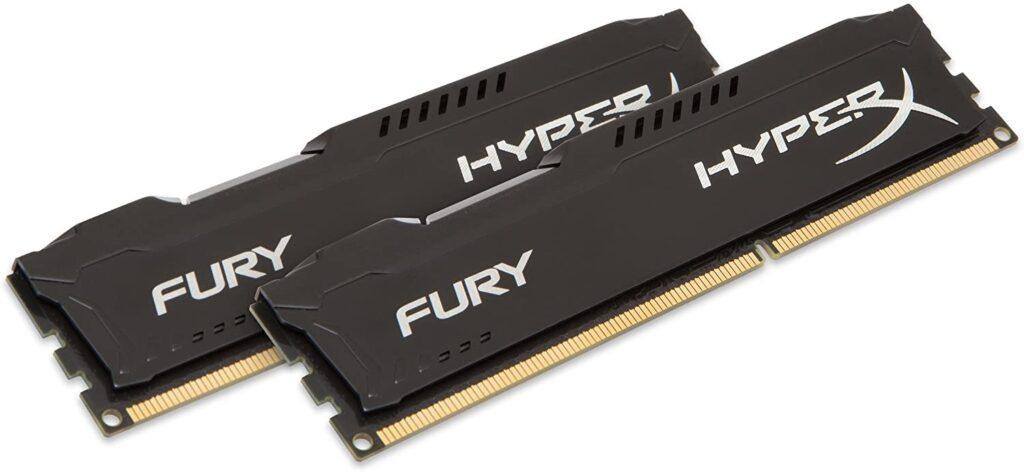 Комплект HyperX Kingston FURY 16 ГБ