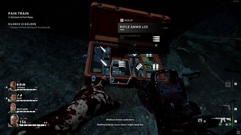 Где найти больше боеприпасов в Back 4 Blood