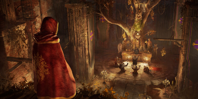 Assassin's Creed Валгалла: Осада Парижа - руководство миссий по проникновению в черный ящик