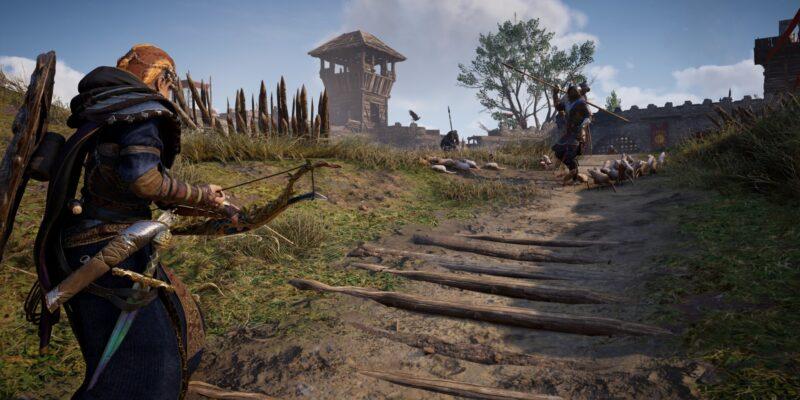 Assassin's Creed Valhalla: The Siege of Paris - Книга знаний руководство по способностям