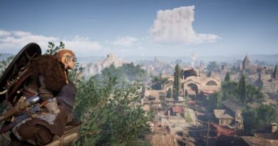 Assassin's Creed Валгалла: Осада Парижа - карта мира, опалы и достопримечательности Франции
