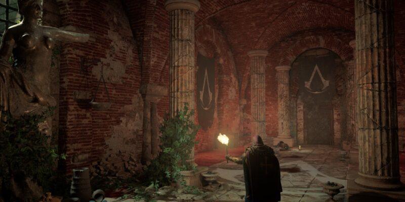 Assassin's Creed Валгалла: Осада Парижа - руководство бюро скрытых