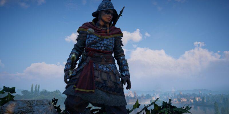 Assassin's Creed Valhalla: Siege of Paris - руководство по расположению набора брони паладина