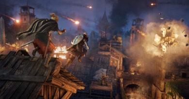 Обзор Assassin's Creed Valhalla: Осада Парижа - Au revoir, Eivor