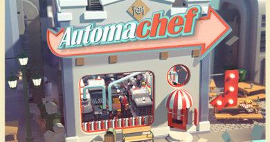 Automachef будет бесплатным на следующей неделе в Epic Games Store