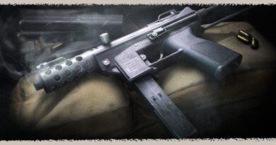 Лучшее приложение Call of Duty: Black Ops Холодной войны TEC-9